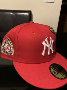 New York Yankees World Series 1950 New Era Fitted Hat Club Exclusive Cap 7 5/8