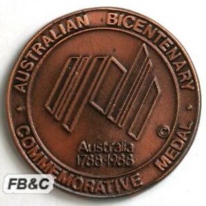 1988 Australian Bicentenary Commemorative Medal
