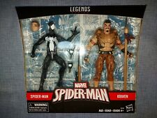 Marvel Legends KRAVEN and SPIDERMAN 2-PACK