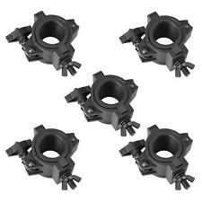 5 Pack 33lb Stage Light Clamps for DJ Lighting Products Par Light