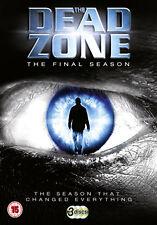 DEAD ZONE - SEASON 6 - DVD - REGION 2 UK