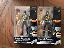 Power Rangers Lightning Collection Dino Charge Black Ranger Hasbro In Hand