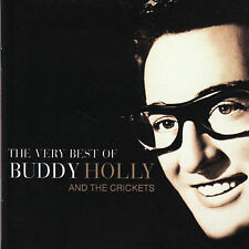 Very Best of Buddy Holly [MCA International] by Buddy Holly (CD, Aug-1999, MCA (USA))
