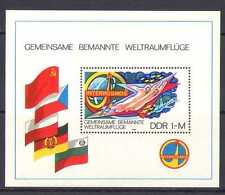 Germany 1980 Space/Intercosmos/Flags 1v m/s (n24044)