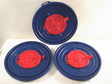 FISHING BAIT LID (3) FITS MOST 5 & 6 GALLON BUCKET NEW