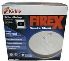 KIDDE i4618 Firex Hardwired Smoke Alarm Manufactured 2020