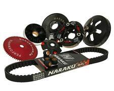 SCOOTER GY6 50cc QMB139 NARAKU Super Transmission Upgrade Kit 699mm belt
