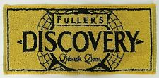 Fuller's Discovery Blonde Beer Pub/Bar/Beer Towel England