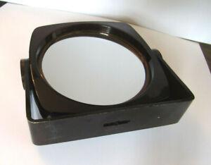 Vintage Desktop Double Sided Magnifying Makeup Mirror