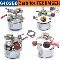 640350 Carburetor for Tecumseh 640303 640271 Provide Gas Mixture for Engine USA