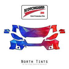 PreCut 3M Scotchgard Paint Protection Clear Bra for Subaru Crosstrek 2016-2017