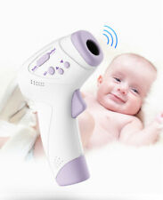 Medical Non Contact Infrared Thermometer Gun LCD Digital Forehead Fever Adult CE