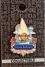 Hard Rock Cafe NASSAU 2017 Core City ICONS Series PIN New on Card - HRC #96185