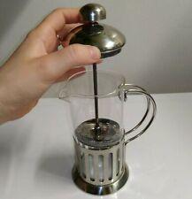 SALTER latte Pannarello CROMATO WHISK alimentata a Batteria Piccola Luce DOPPIA BOBINA