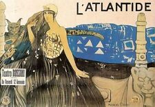 L'ATLANTIDE  (1921)  * with switchable English subtitles *