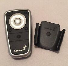Genuine TomTom Go Remote Control w Cradle Holder GO 500 700 910 OEM 4D00.701