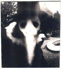 """Plague Doctor Ghost Old Photo Creepy for Halloween Mask -17""""x22"""" Art Print-00198"""