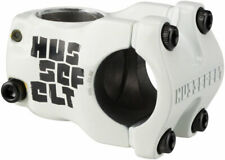 "TruVativ Hussefelt Stem - 40mm 31.8 Clamp +/-0 1 1/8"" Aluminum White"