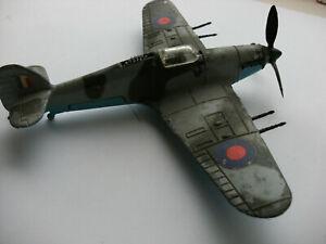 Dinky Meccano Die Cast Model Aircraft Hawker Hurricane Mk II C (Shop Ref D128)