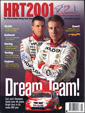 Holden Racing team Official  Yearbook 2001 - Very Good Condition - Free Post