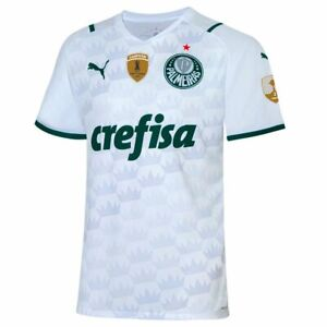 Palmeiras Home Soccer Football Libertadores Shirt Jersey - 2021 2022 Puma Brazil