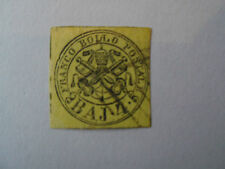 Used Victorian (1840-1901) Italian Stamps