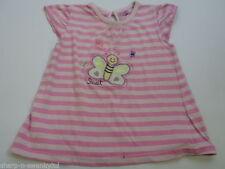 Markenlose gestreifte Baby-T-Shirts & -Tops für Mädchen