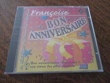 cd album bon anniversaire... Françoise (59)