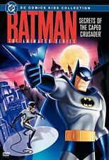 BATMAN - THE ANIMATED SERIES - SECRETS OF THE CAPED CRUSADER (SNAPCASE)