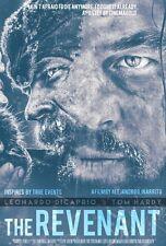 POSTER THE REVENANT REDIVIVO LEONARDO DI CAPRIO TOM HARDY CINEMA LOCANDINA #14