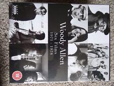 Woody Allen Six Films: 1971-1978 Blu-Ray Box Set Arrow Academy
