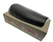 Genuine Royal Enfield GT Continental 650 Touring Dual Seat Black