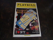 Playbill---Season Of Savings---Winter 2003---Ticket Discounts For 24 Shows--XHTF