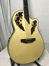 Stellar Celestial 001 Elite Acoustic Electric Guitar, Maple,Active 3 Band Eq
