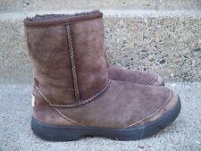 Ugg Australia Ultimate Short Women's Sheepskin Winter Snow Boots 1240 Size 6
