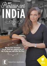 My Restaurant In India (DVD, 2016) (Region 4) Aussie Release