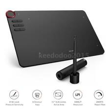 "XP-Pen Deco03 10x6.25"" Wireless Graphics Drawing Tablet Board+8192 Levels Stylus"
