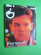 i-D Fashion magazine February 2006 Cover Oscar Alasdair McLellan 263