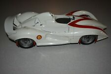 Speed Racer MACH 6 Warner Bros Movie car 14.5'' incomplete