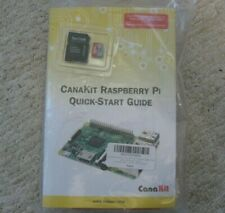 CanaKit Raspberry Pi 3 B Plus Starter Kit, 32GB, Clear Case, Power Supply, More!