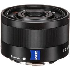 A - Sony FE 35mm f2.8 Za Carl Zeiss Objektiv Sonnar T Objektiv