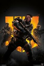 CALL OF DUTY - BLACK OPS 4 - GROUP POSTER - 22x34 - VIDEO GAME 17000