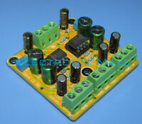 Single-ended To Balanced Board OPA2604 Low Noise BTL Reverse-Phase Pusher 4 AMP
