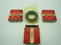 Nachi 6009-2NSL Single Row Ball Bearing LOT OF 3