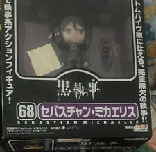 Nendoroid 68 Sebastian Michaelis Black Butler Good Smile New in box