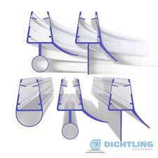 Duschdichtung Ersatzdichtung Wasserabweiser Duschprofil Duschtürdichtung