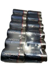 Rayovac High Energy Alkaline LR20 Batteries Size D 12 Pack Exp. 02/2028