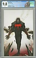 Venom #26 CGC 9.8 Comic Mint Convention Edition 1st Appearance Virus InHyuk Lee