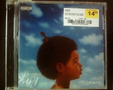 Drake - Nothing Was The Same USA SEALED CD Explicit 602537521869