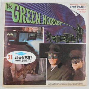 1966 View-Master Reel The Green Hornet